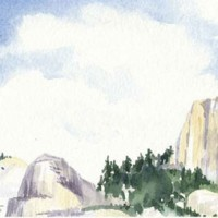 Clouds-over-Half-Dome