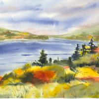 Fall-Lake