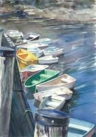 Rockport Rowboats