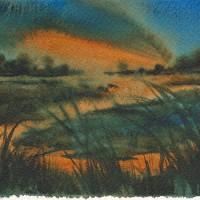 Sunset-Drama