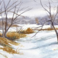 Winter-Dell